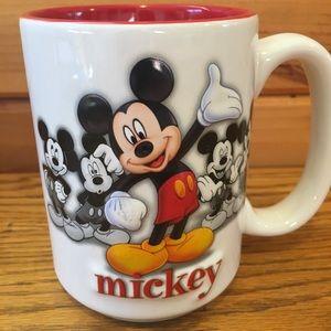 Disney Mickey Mouse Mug NWOT